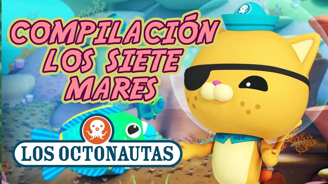 Los Octonautas Oficial en Español - Compilación   Aventuras de Los Siete Mares