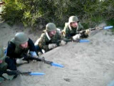 bayonet course 1