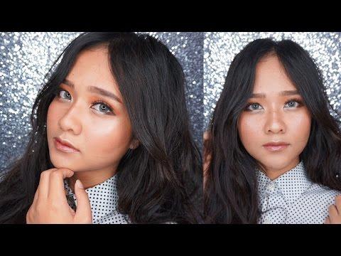 얼짱 Simple Ulzzang Korean Makeup Tutorial 2016 [English] // Dian Dananjaya