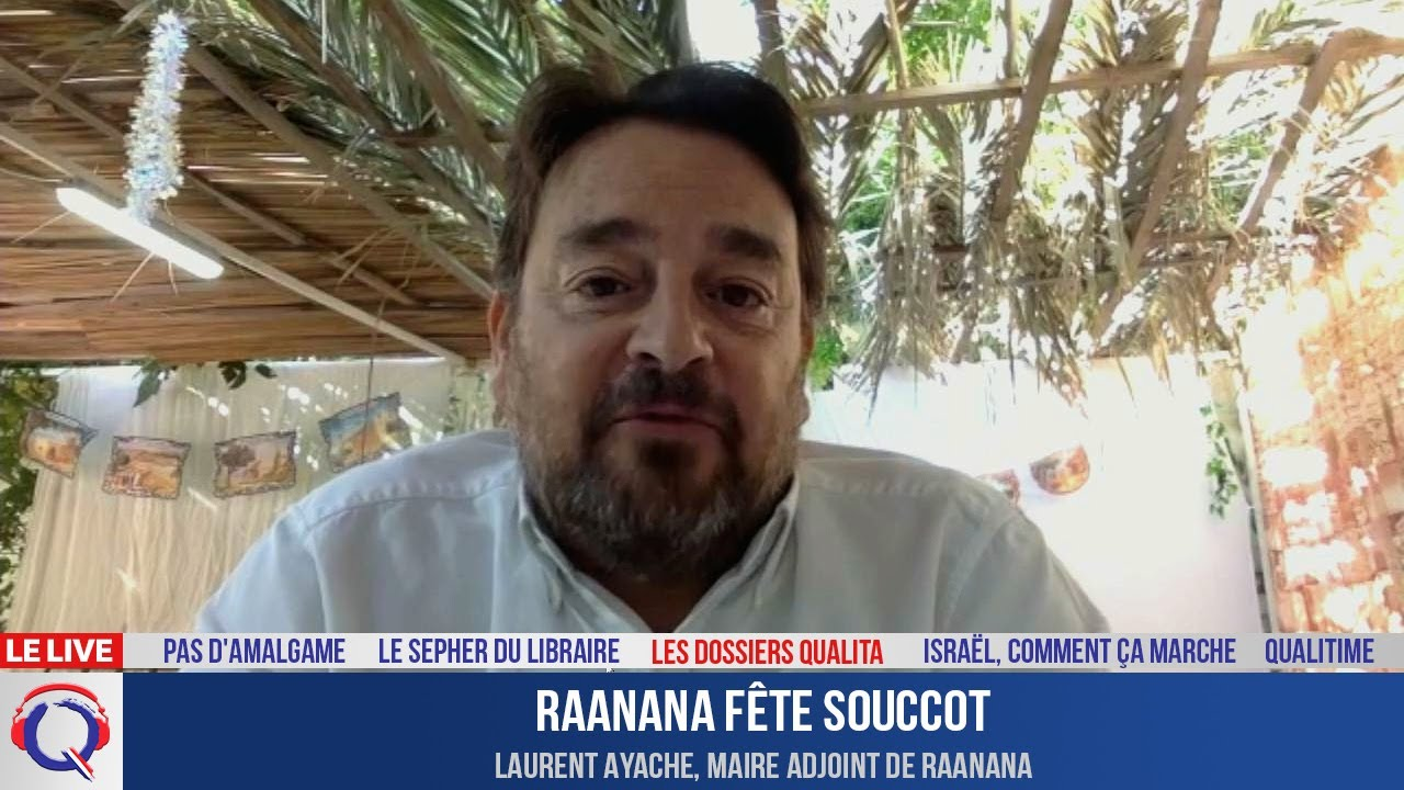 Raanana fête Souccot - Dossier#241