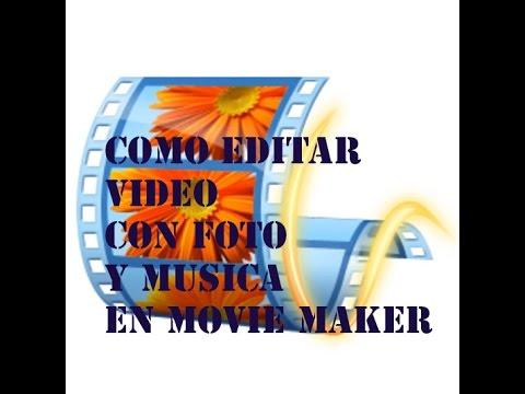 💻-como-crear-vÍdeo-con-foto-y-mÚsica-en-movie-maker-bien-explicado