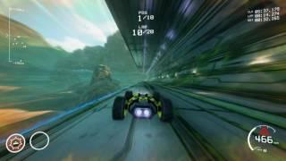GRIP (Rollcage Racing Game) Wild Gameplay @ Track Speedbowl #001