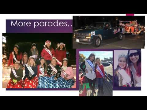Little Miss Placer County US Farewell 2015