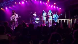 ABBA LA performing Mamma Mia LIVE