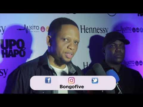 AY, FA na Mkito waanzisha record label 'TZ hakuna label ya kweli'