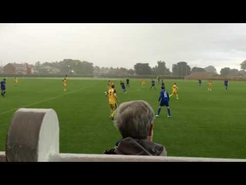 Pre-Season: Pickering Town 3-4 Tadcaster Albion