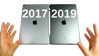 2017 iPad Pro vs 2019 iPad Air