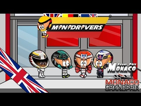 [ENGLISH] MiniDrivers - Chapter 6x06 - 2014 Monaco Grand Prix