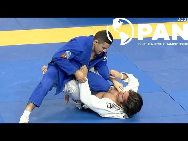 Jackson Nagai v Daniel Quintana / Pan Championship 2021