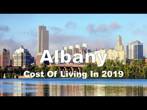Cost Of Living In Albany, NY, United States In 2019, Rank 35th In The World