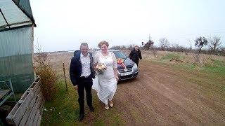 Первая свадьба в кроликопарке.