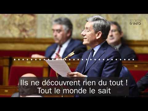 """Assistants du MoDem : """"Il y a d'autres courants politiques concernés"""", assure Charles de Courson"""