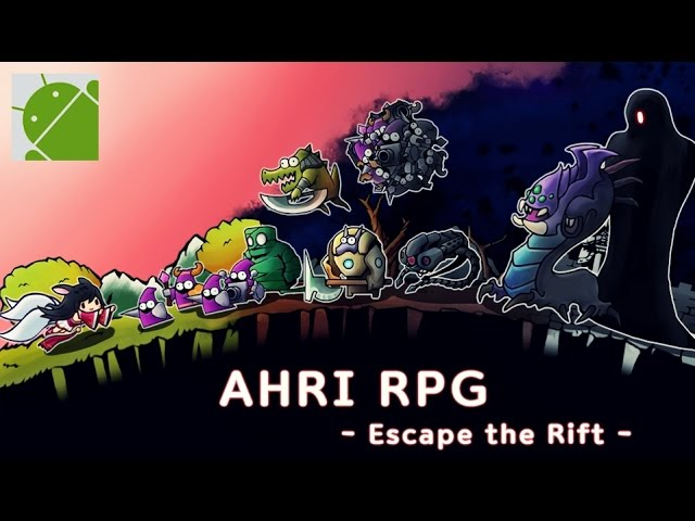 Ahri RPG - Android Gameplay HD