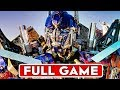 TRANSFORMERS REVENGE OF THE FALLEN Gameplay Walkthrough Part 1 FULL GAME [1080p HD] - No Commentary