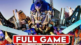 TRANSFORMERS REVENGE OF THE FALLEN Gameplay Walkthrough Part 1 FULL GAME [1080p HD] - No C ...