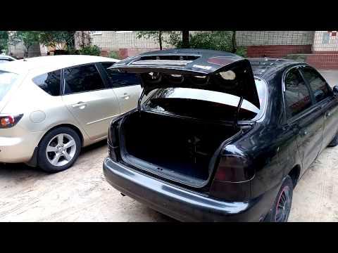 Багажник Lanos 1,5