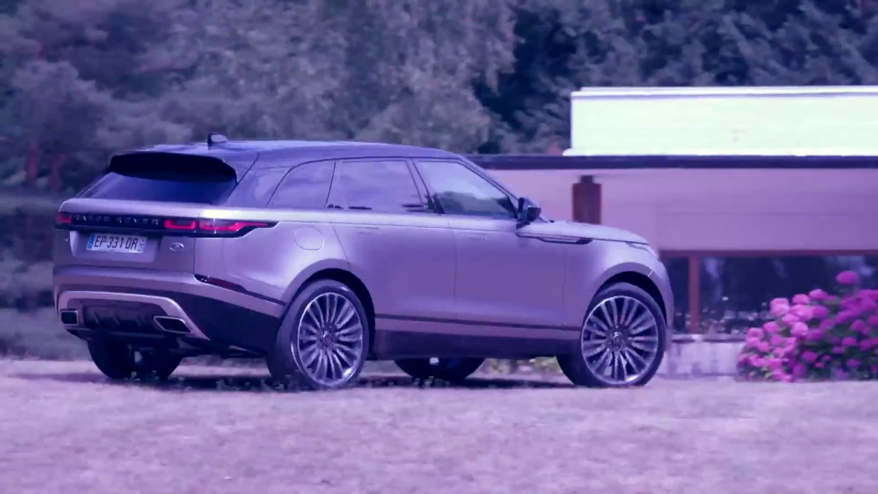 nouveau range rover velar instants design by land rover ideat 04 youtube. Black Bedroom Furniture Sets. Home Design Ideas