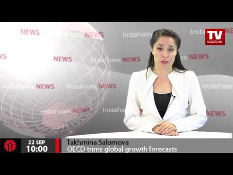 OECD trims global growth forecasts