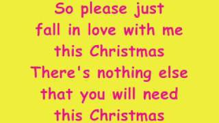 Repeat youtube video Michael Buble - Cold December Night (LYRICS)