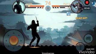 Как победить рысь в shadow fight 2