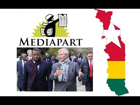 Togo: Révélations de Mediapart sur le rôle de Bolloré, la France et l'ONU. L'armée agira-t-elle ?