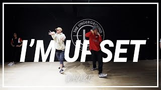 Drake   Im Upset   Choreography by Xavier Tu & Jamie Elalouf