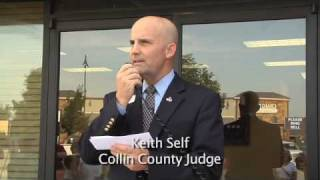 Keith Self  Collin County (texas) Judge