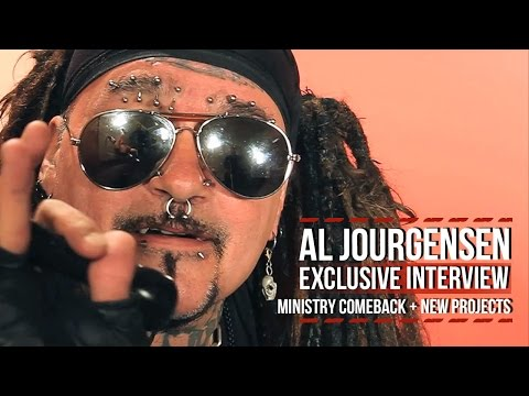 Al Jourgensen on Ministry Reunion: 'This Job Sucks!'