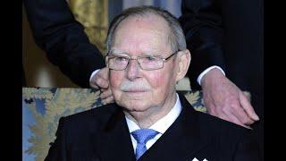 Stéphane Bern revient sur la vie du Grand-Duc Jean de Luxembourg