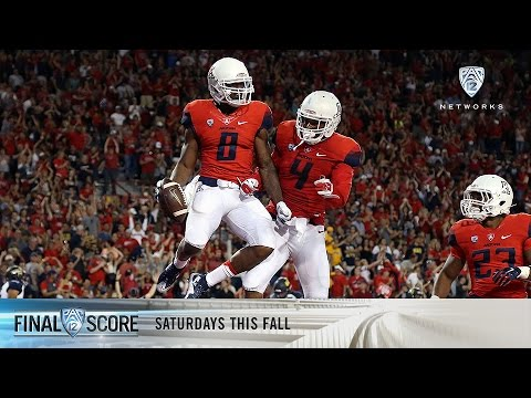 Recap: Arizona football scores school-record 77 points against NAU