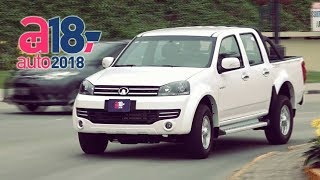 Nueva Great Wall Wingle 5 - Test drive / review / prueba | Auto 2018