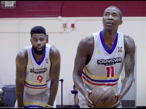 Jamal Crawford Is An ARTIST On The Court + Terrence Williams Is Still Ballin!!
