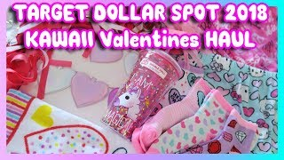 Target Dollar Spot & Walmart Kawaii Valentines Haul | & Sparkle Mail plus Updates!