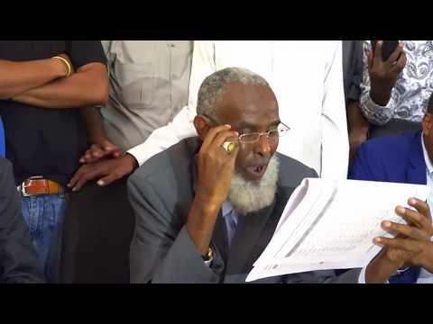 NATIIJADA IMTIXAANKA SOMALILAND OO LAGU DHAWAAQAY.