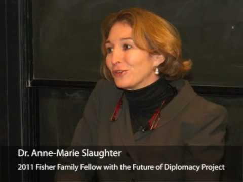 Dr. Anne-Marie Slaughter - Why the U.S. Doesn't Need a Grand Strategy
