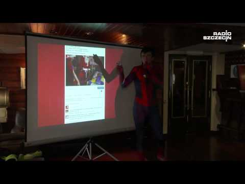 17. Czwartki Social Media w Szczecinie - Tomasz Gierwiatowski - Radio Szczecin