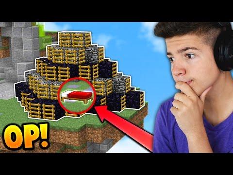WORLDS MOST ANNOYING BASE DEFENSE! | Minecraft BED WARS