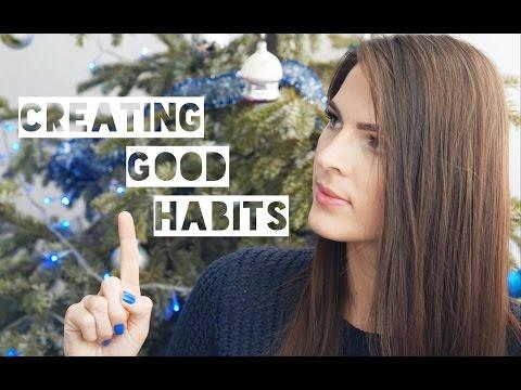 Как приобретать полезные привычки? Мой список на январь