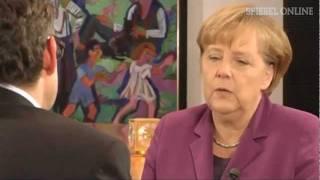 Fragestunde auf YouTube: Merkel über Cannabis und Alkohol - SPIEGEL TV
