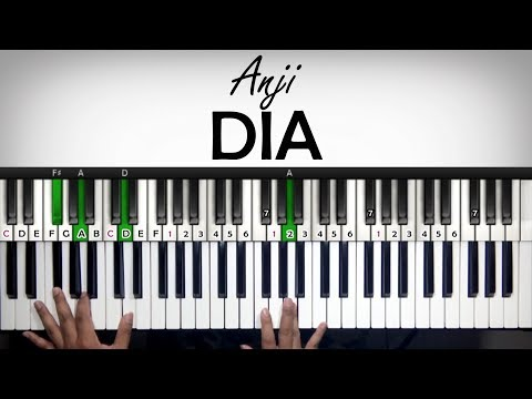 Belajar Keyboard - DIA ANJI | Belajar Piano Keyboard