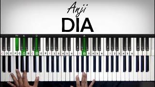 Gambar cover Belajar Keyboard - DIA ANJI | Belajar Piano Keyboard