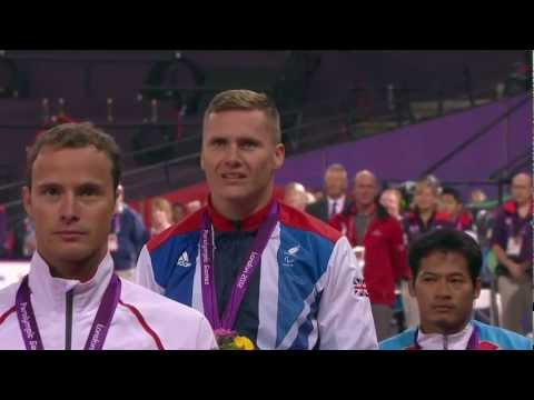 Emotional highlights of the London 2012 Paralympic Games