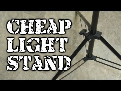 Review: Cheap Light Stand