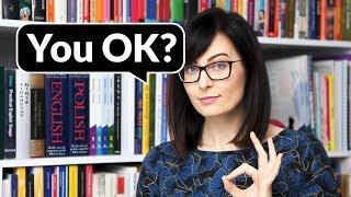 You OK? – czy to poprawne? | Po Cudzemu #198