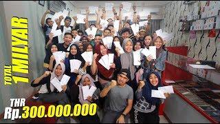 Download Video THR 300juta TOTAL 1.000.000.000 MILYAR '1M???' MP3 3GP MP4