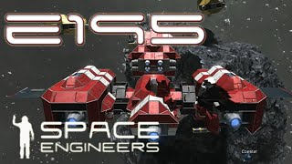 Space Engineers Multiplayer - E195 - Space Mic (4 of 7)
