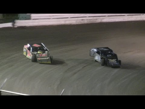 Open Wheel Modifieds - Volusia Speedway Park 12-3-16