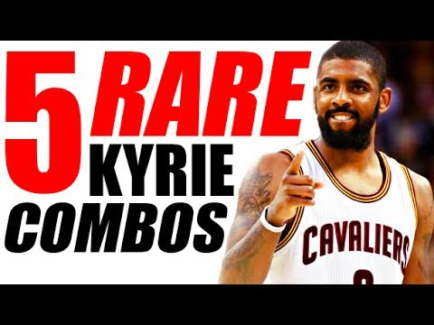 5 RARE Kyrie Irving Crossover Moves To Break Ankles!