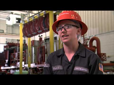 Halliburton Women in Maintenance