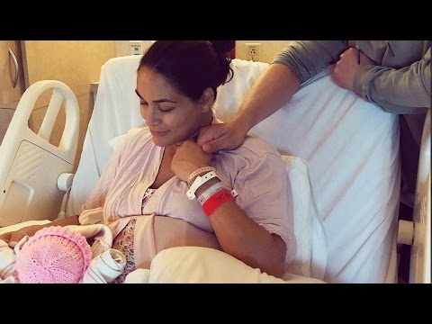 WWE Superstars celebrate Daniel Bryan and Brie Bella's baby